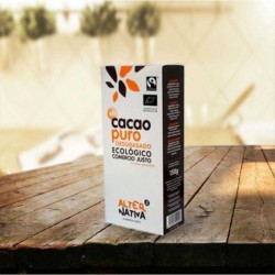 Cacao Desgrasado Bio - Alternativa3 -