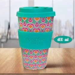 Vaso Ecoffee 'Corazones'