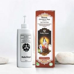 Henna en pasta 'Castaño Claro' - Radhe Shyam -
