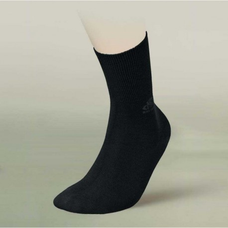 Calcetines bambú color negro