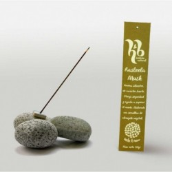Incienso natural Rasleela Musk sticks