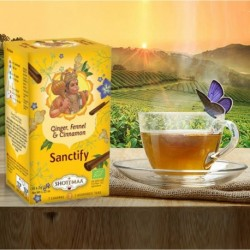 Infusiones CHAKRA 3: Sanctify