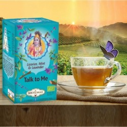 Infusiones CHAKRA 5: Talk to me