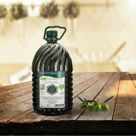 Aceite oliva extra bio 5 L
