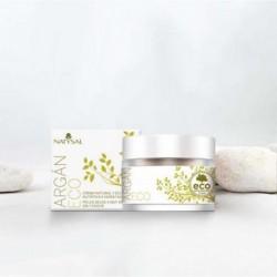 Crema facial nutritiva argán bio 50 ml