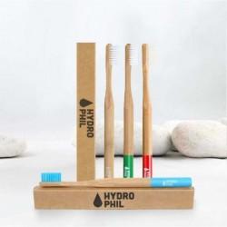 Cepillo dientes bambú
