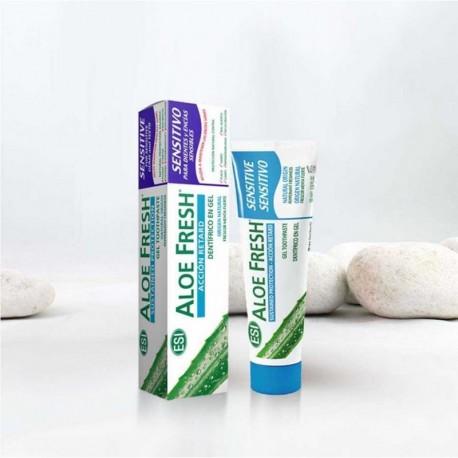 Pasta dentífrica para sensibilidad bucal Aloe Fresh
